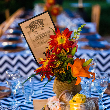 """Asolo Repertory Theatre, """"Showboat"""" Starry Night Dinner"""