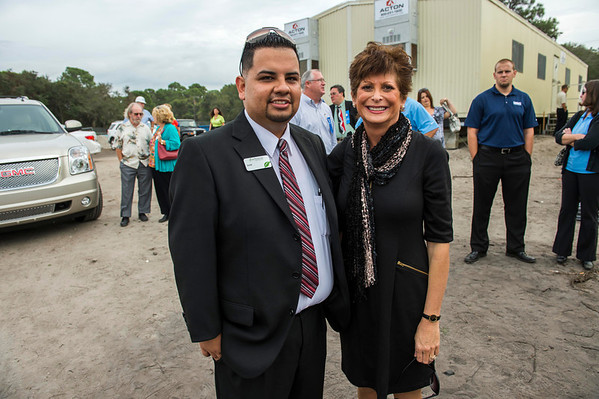 Goodwill Manasota, Groundbreaking of the new corporate campus